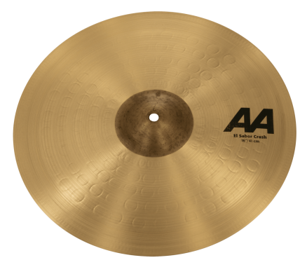 "16"" AA El Sabor Crash"