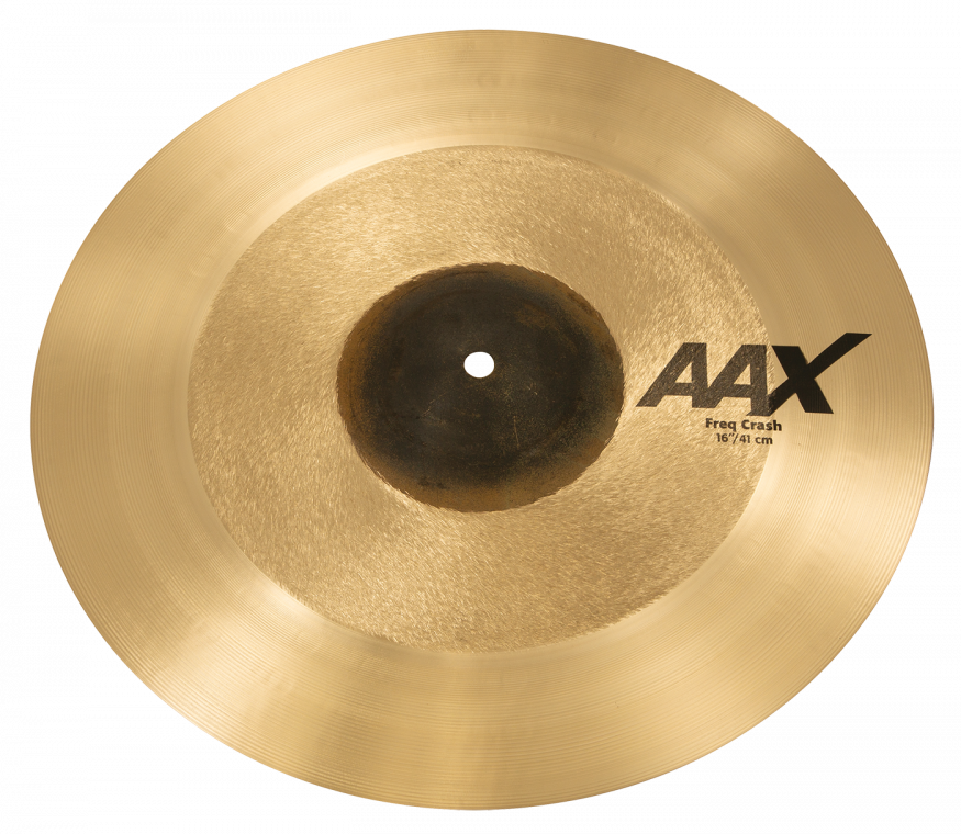 "16"" Freq Crash AAX"