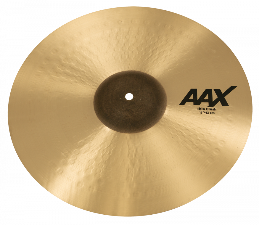 "17"" Thin Crash AAX"
