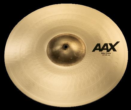 """17"""" Thin Crash AAX BR."""