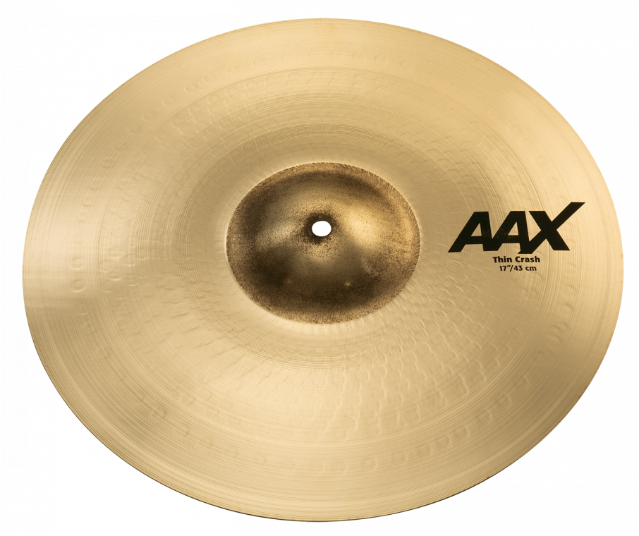 "17"" Thin Crash AAX BR."