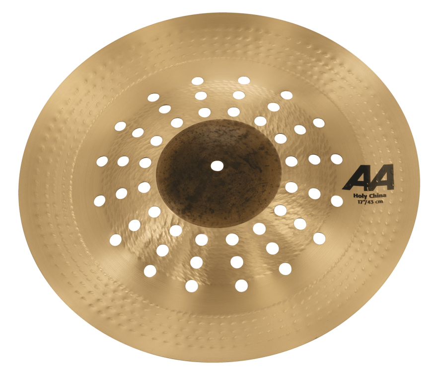"17"" AA Holy China"