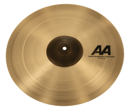 "17"" AA Molto Symphonic Suspended"