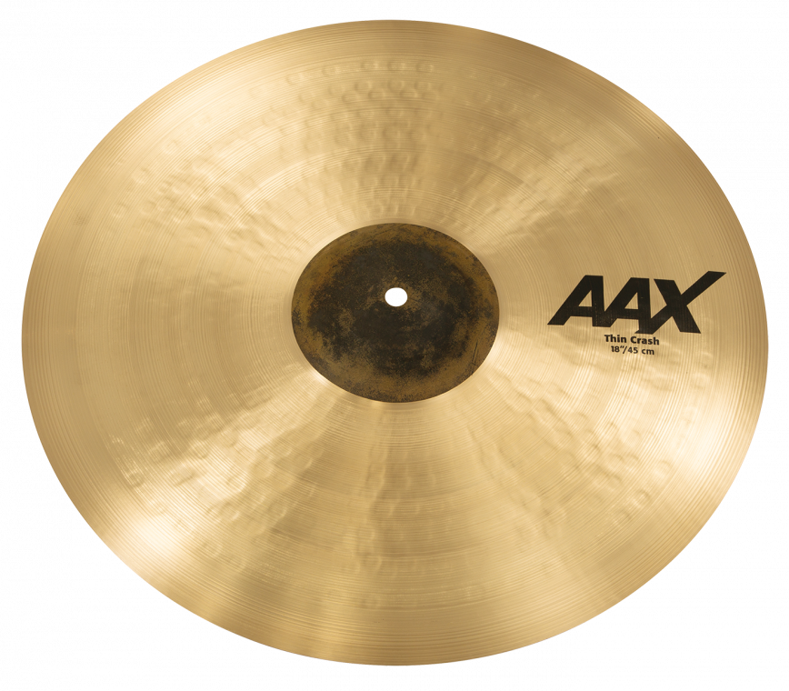 "18"" Thin Crash AAX"