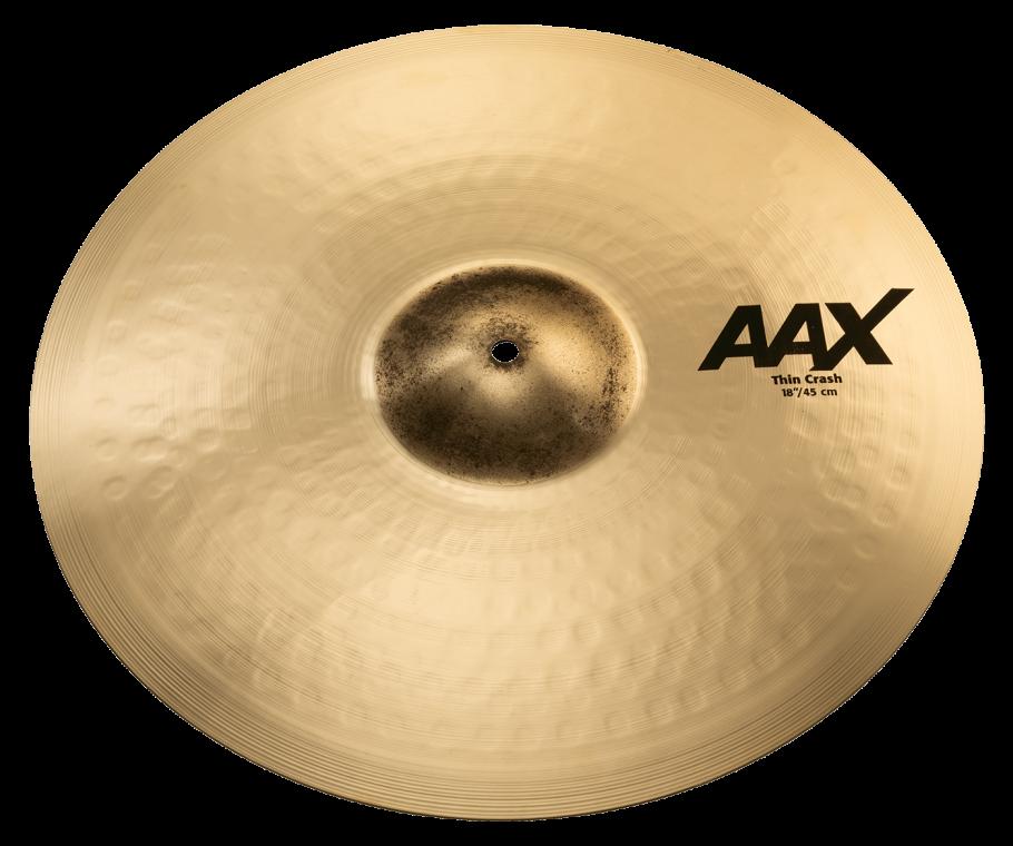 """18"""" Thin Crash AAX BR."""