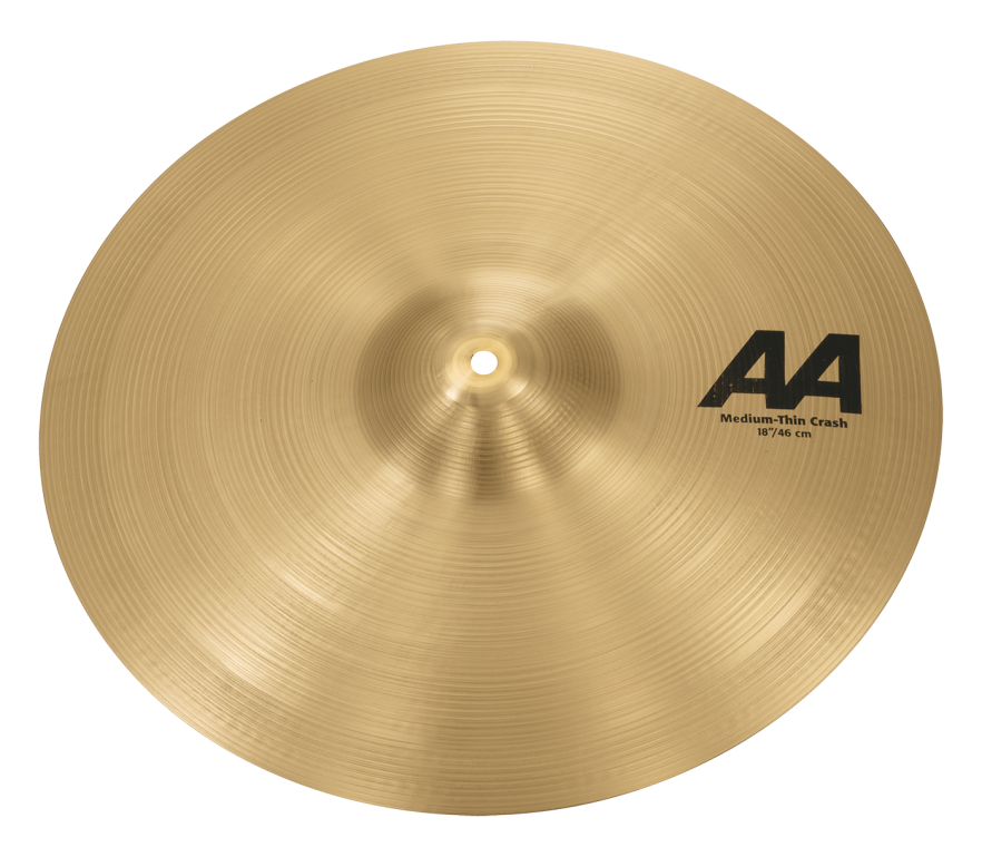 "18"" AA Medium Thin Crash"