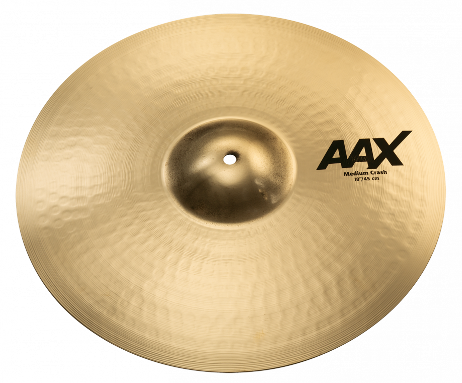"18"" Medium Crash AAX BR."