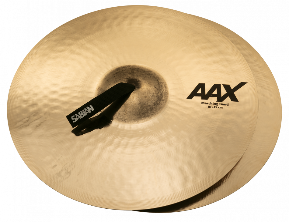 "18"" Marching Band AAX BR."