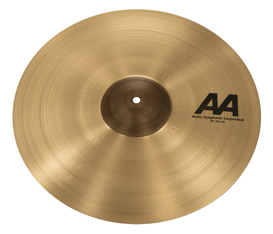 "18"" AA Molto Symphonic Suspended"