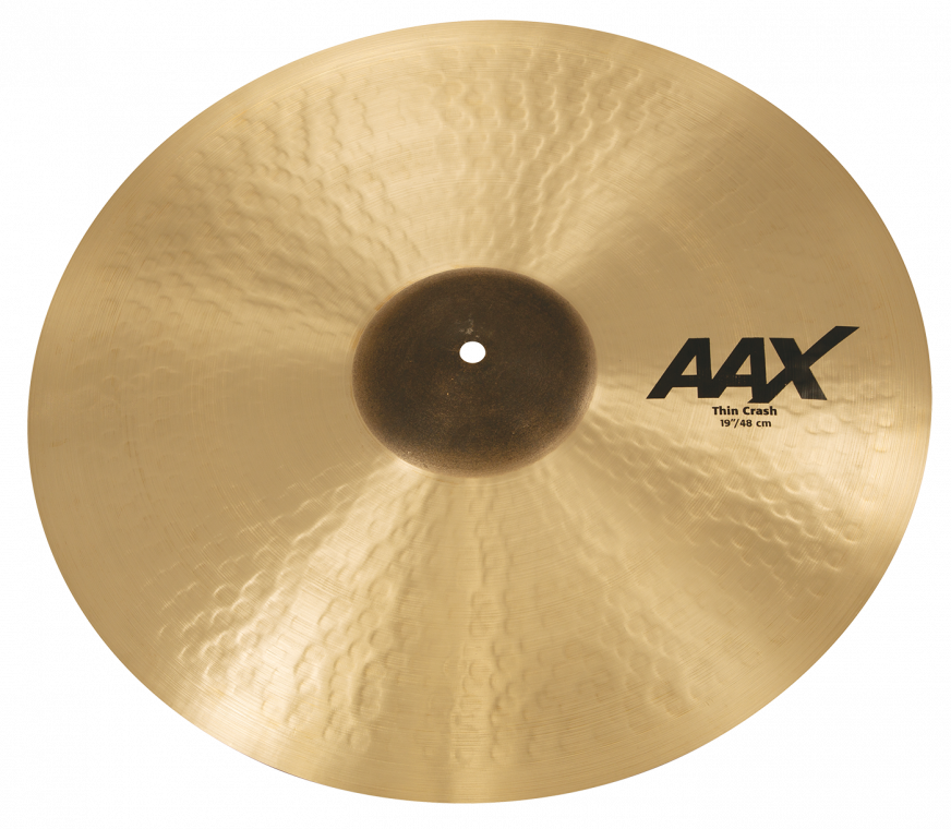 "19"" Thin Crash AAX"