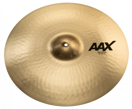 "19"" Thin Crash AAX BR."