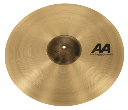 "20"" AA Molto Symphonic Suspended"