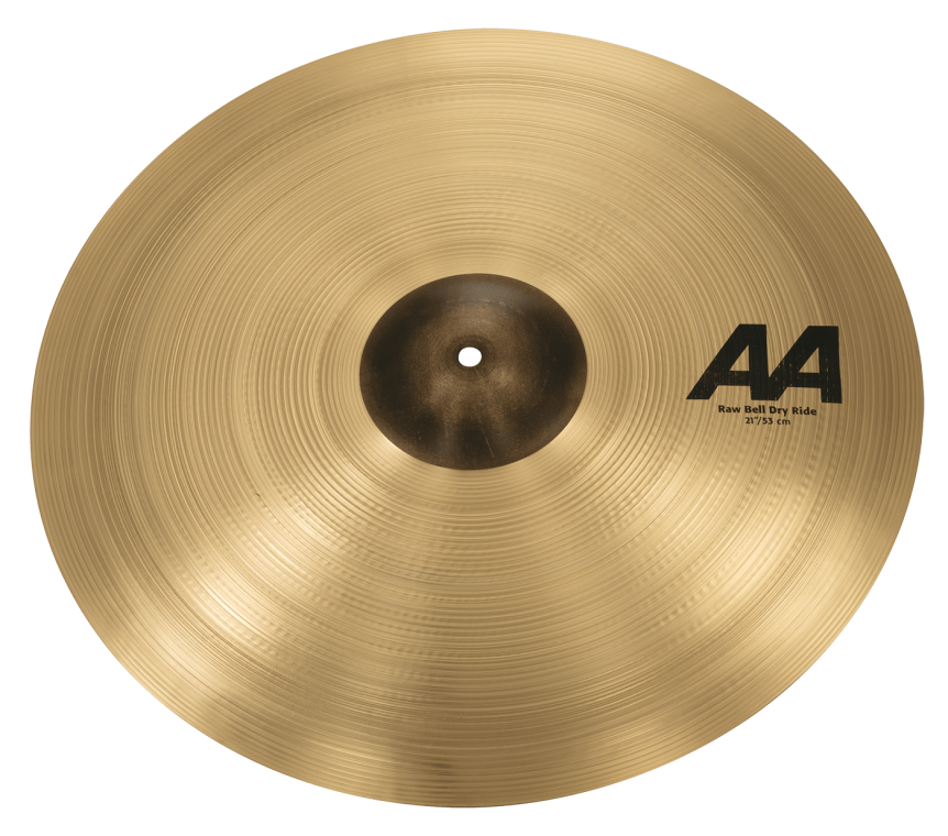 "21"" AA Raw Bell Dry Ride"
