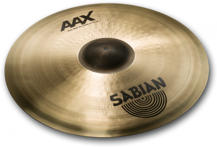 "21"" AAX Raw Bell Dry Ride"