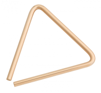"6"" B8 Bronze Triangle"