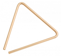 "8"" B8 Bronze Triangle"