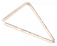 "10"" Center Hammered Triangle"