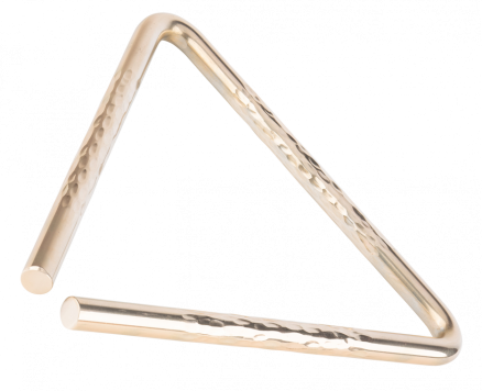 "8"" Center Hammered Triangle"