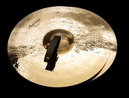 "18"" Artisan Traditional Symphonic Medium Heavy Extra Dark"