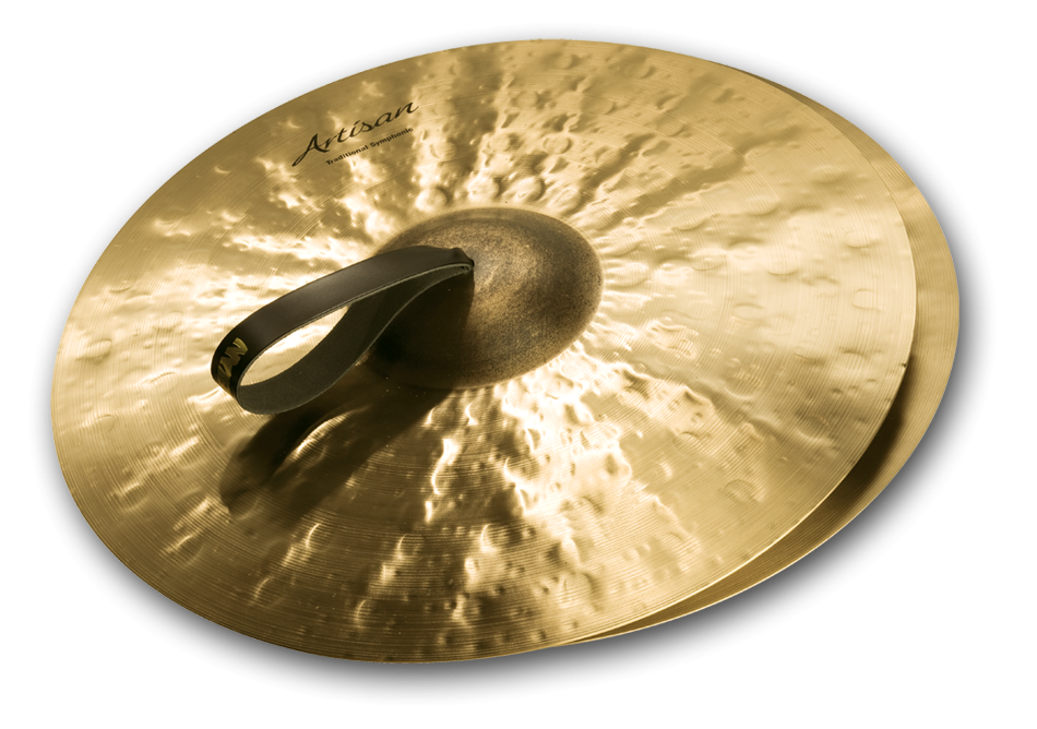 "19"" Artisan Traditional Symphonic Medium Heavy"