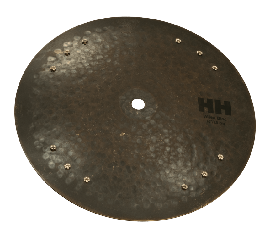 "10"" HH Alien Disc Percussion"