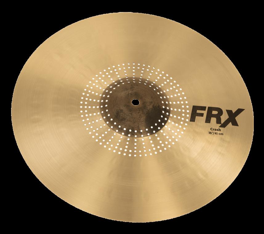 """16"""" FRX Crash"""