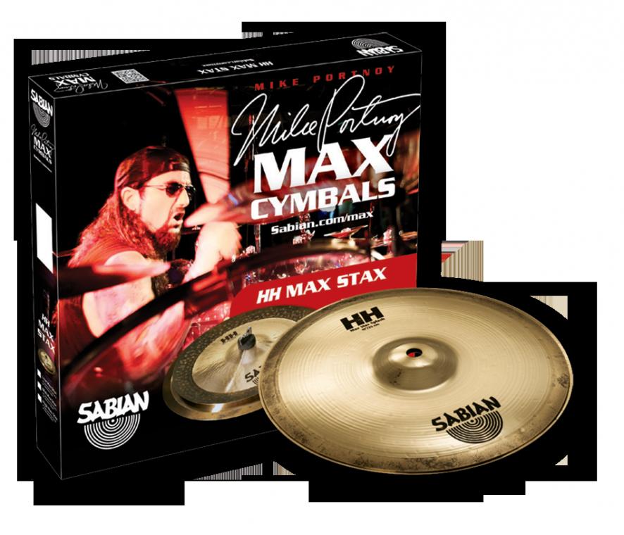 "10"" HH Mid Max Stax"