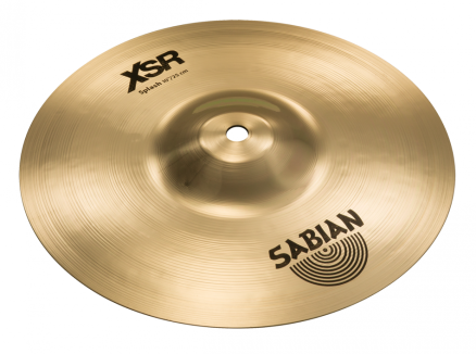 10 xsr splash xsr1005b sabian cymbals. Black Bedroom Furniture Sets. Home Design Ideas